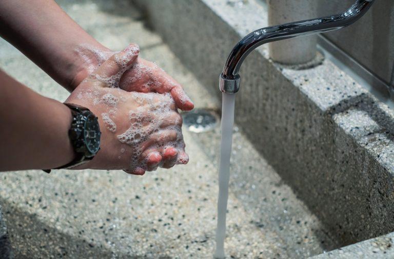 RIVM de Bijbel handen wassen