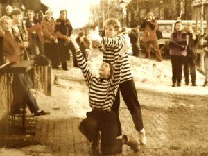 Over ons Sonja Elsa Zweden Mime 1995